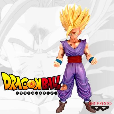 Dragon ball Z figurine Master Stars Piece Son Gohan 20 cm banpresto