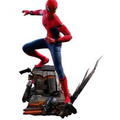 Spider-Man : Homecoming figurine Quarter Scale Series 1/4 Spider-Man 44 cm
