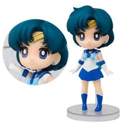 Sailor Moon figurine Figuarts mini Sailor Mercury 9 cm