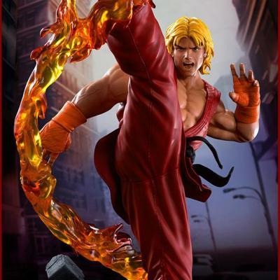 Street Fighter IV statuette 1/4 Ken 63 cm