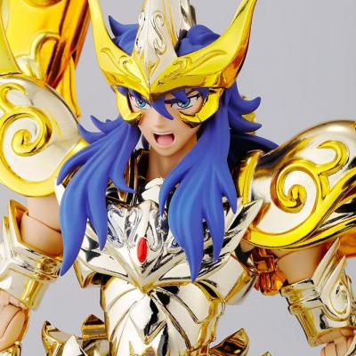 Saint Seiya Myth Cloth EX Soul Of Gold Milo Scorpion V2 18cm
