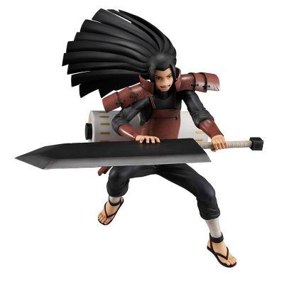 Naruto Shippuden statuette Senju Hashirama GEM 22cm MegaHouse
