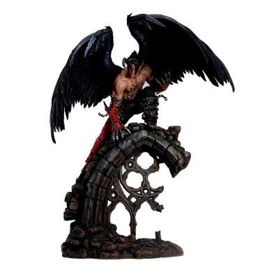 Tekken Statue 1/4 Devil Jin Kazama 68 cm édition limitée