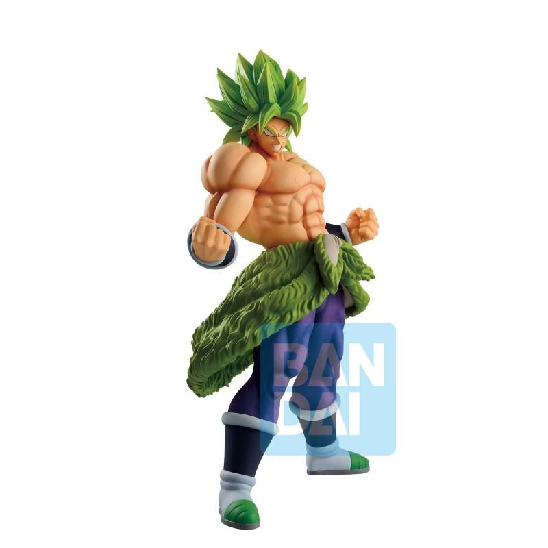 7697 ichibansho figure super saiyan broly full powerultimate variation 1