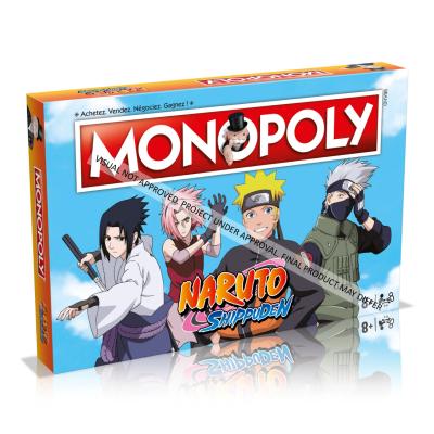7990 naruto shippuden monopoly naruto shippuden vf
