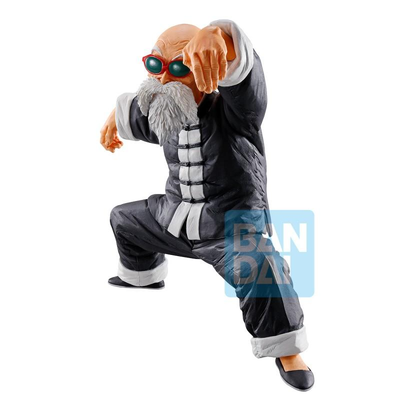 8070 dragonball super ichibansho figure master roshi strong chains 1