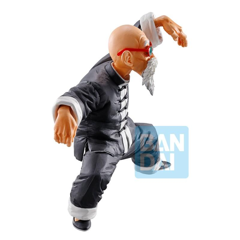 8070 dragonball super ichibansho figure master roshi strong chains 3