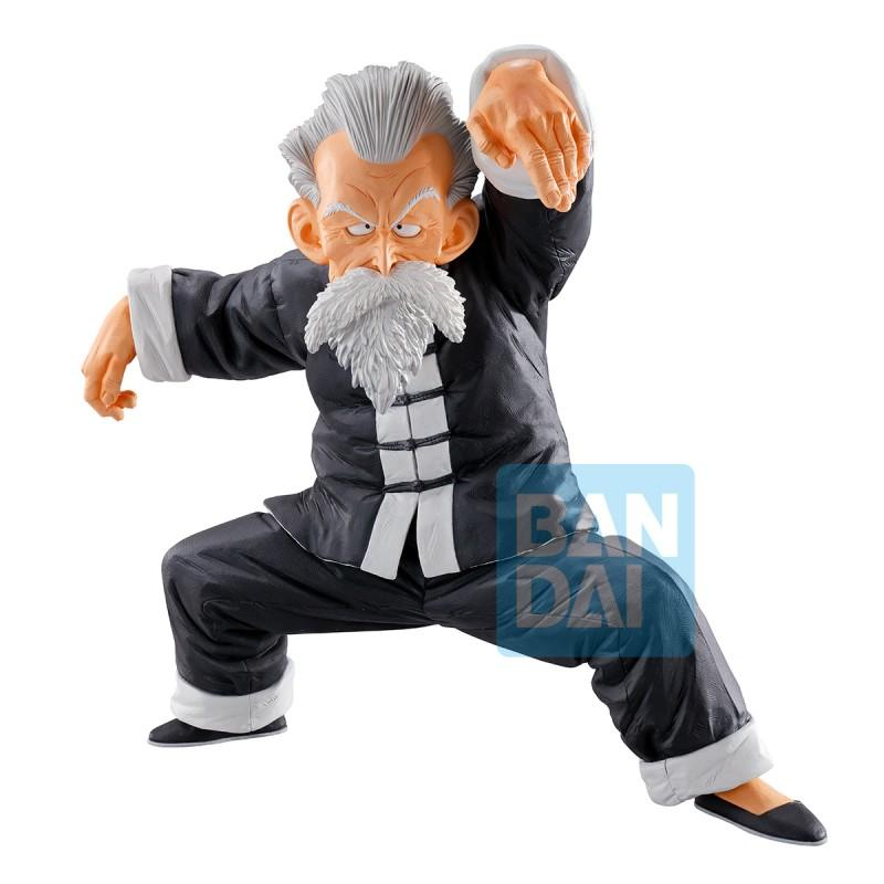 8070 dragonball super ichibansho figure master roshi strong chains 4