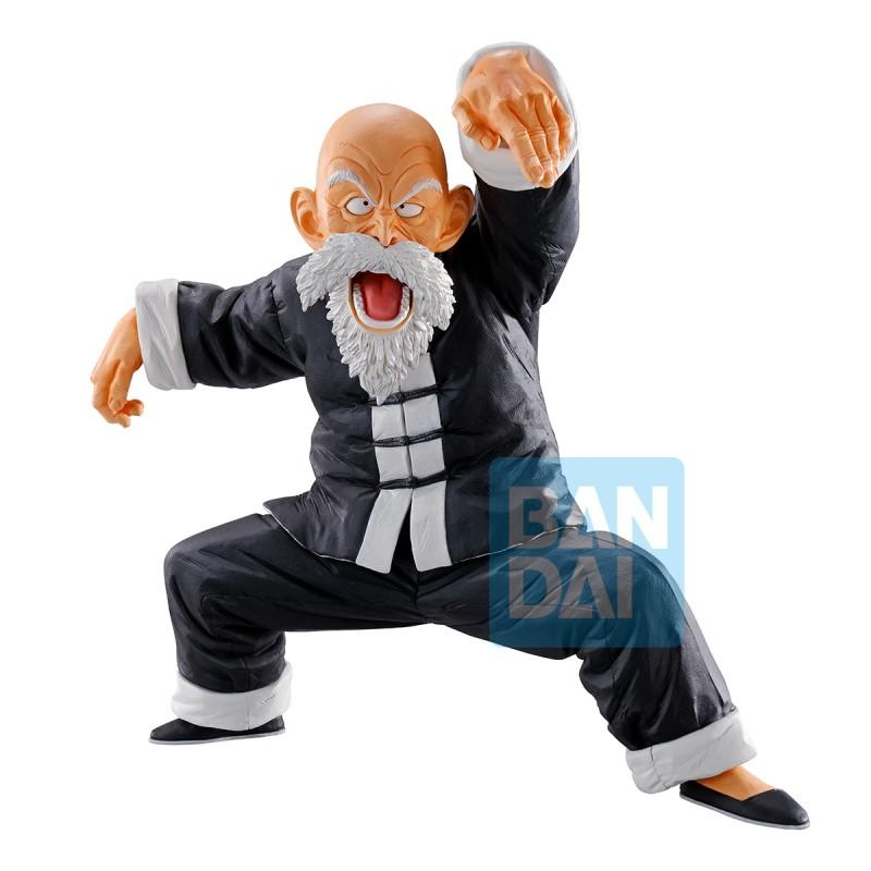 8070 dragonball super ichibansho figure master roshi strong chains 5