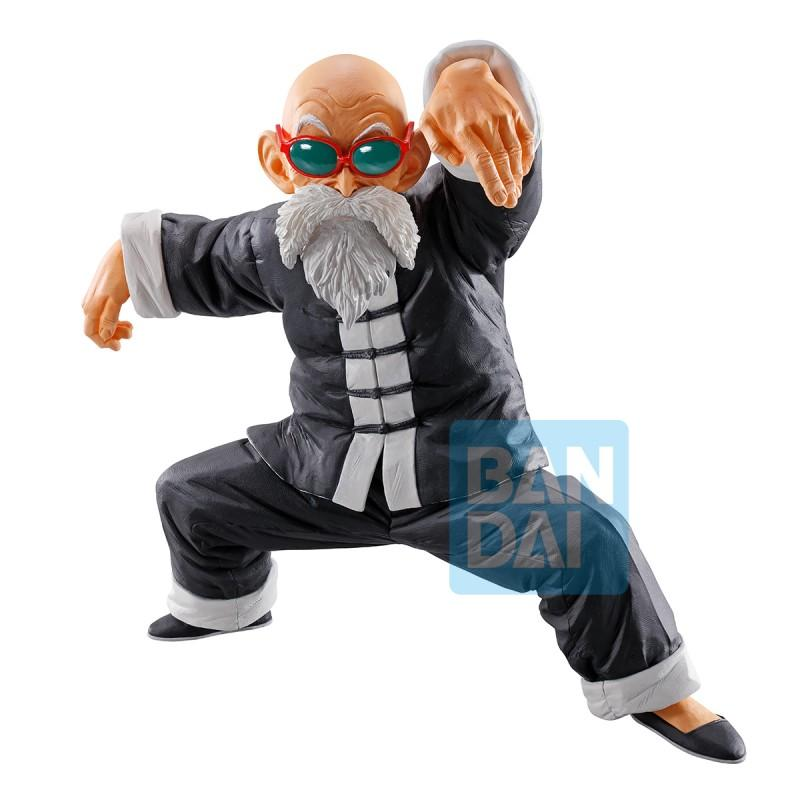 8070 dragonball super ichibansho figure master roshi strong chains
