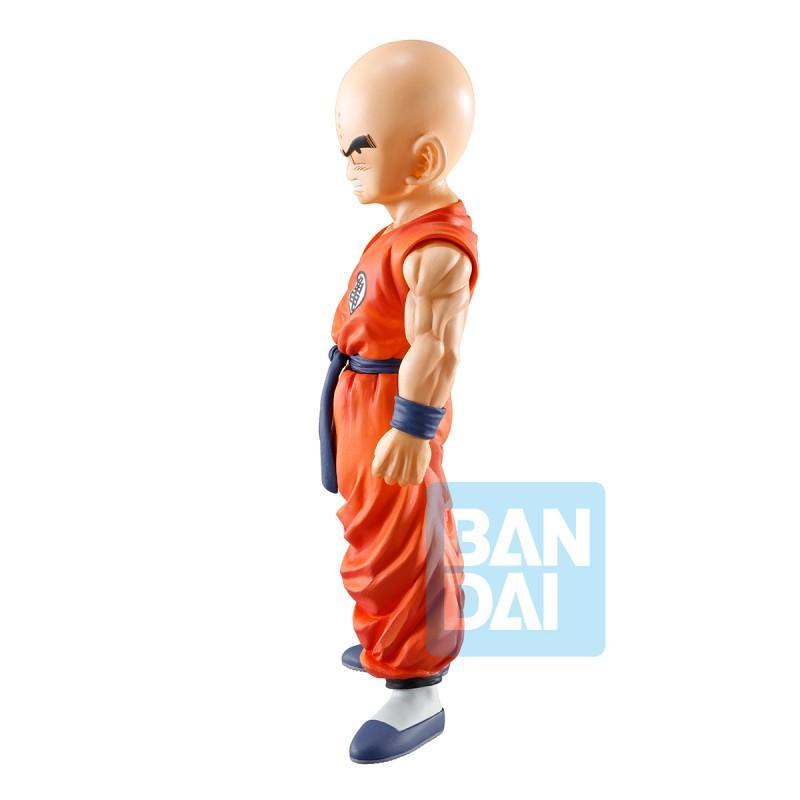 8071 dragonball super ichibansho figure krillin strong chains 1