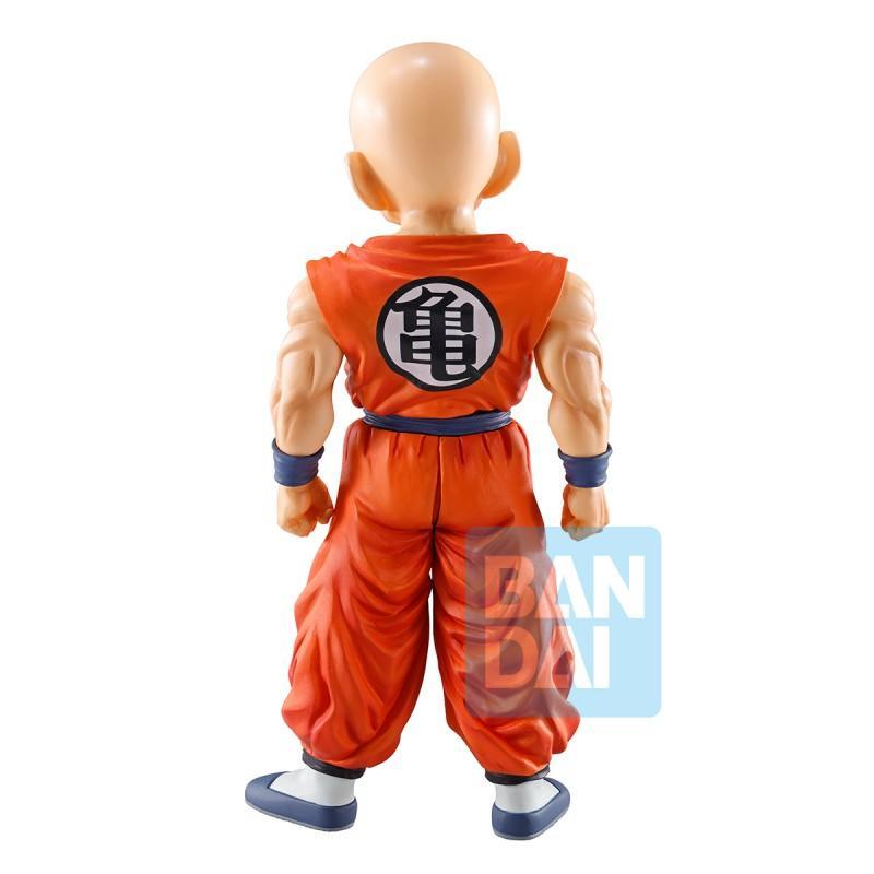 8071 dragonball super ichibansho figure krillin strong chains 2
