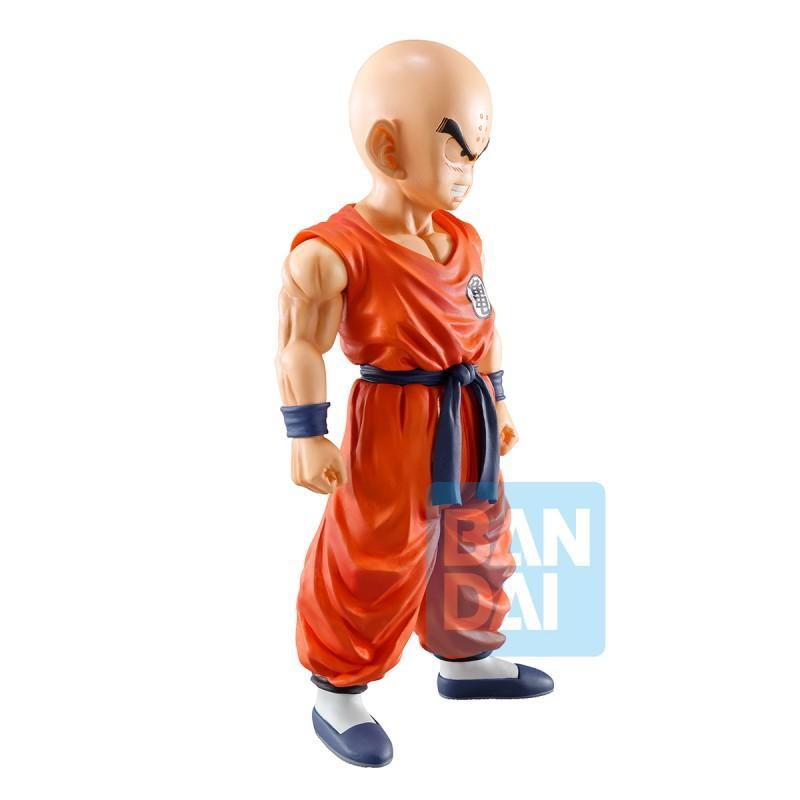 8071 dragonball super ichibansho figure krillin strong chains 3