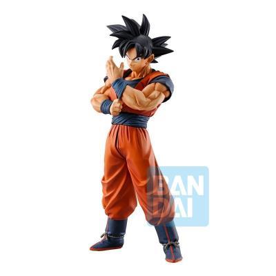 8073 dragonball super ichibansho figure son goku strong chains