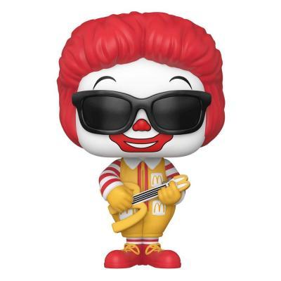 McDonald's POP! Ad Icons Vinyl figurine Rock Out Ronald 9 cm