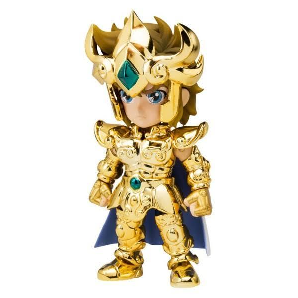 Aiolia leo saint seiya gold collection mini figurine articulee bandai suukoo toys 1