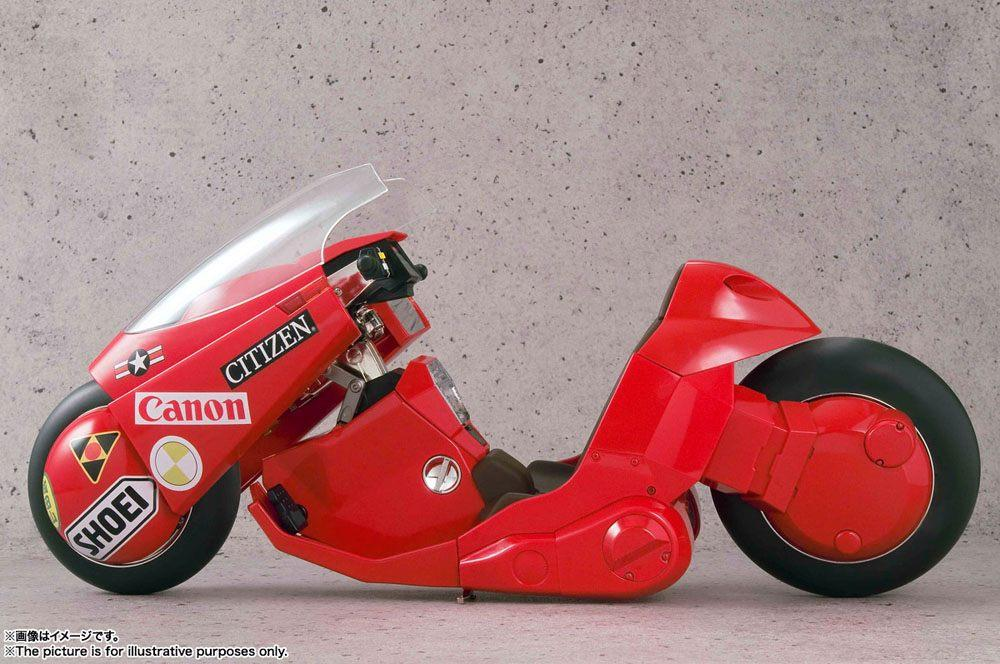 Akira vehicule soul of popinica project bm kaneda s bike revival ver 50 cm moto 10