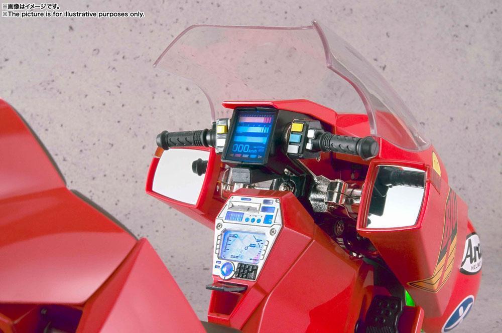 Akira vehicule soul of popinica project bm kaneda s bike revival ver 50 cm moto 12