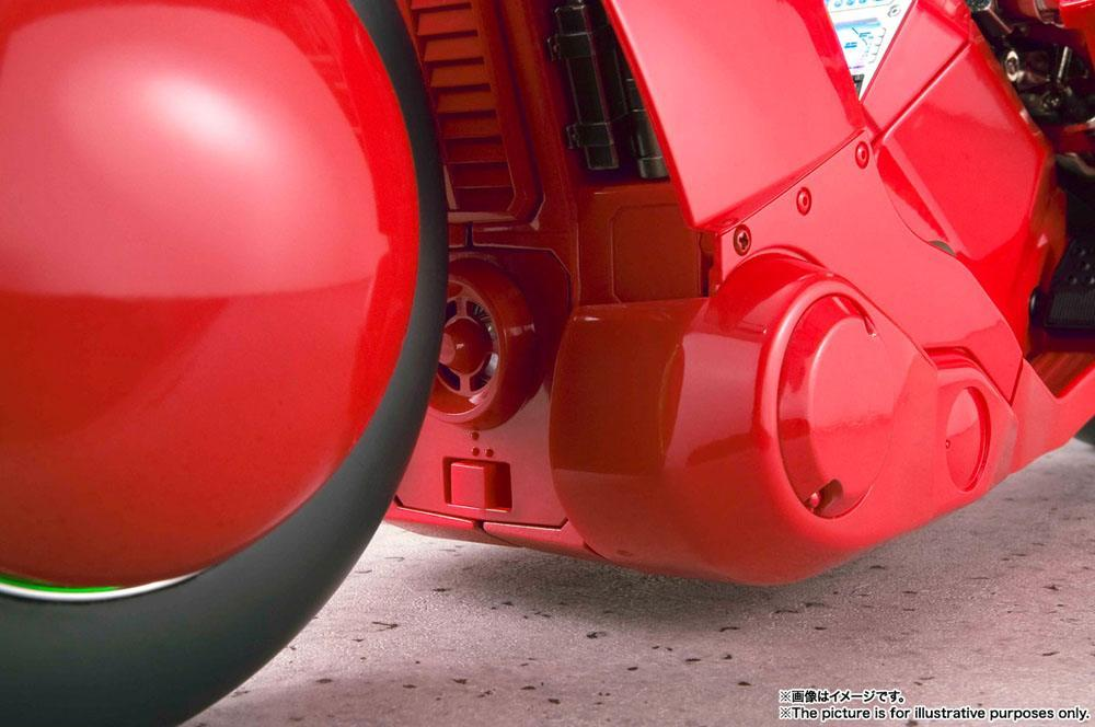 Akira vehicule soul of popinica project bm kaneda s bike revival ver 50 cm moto 13