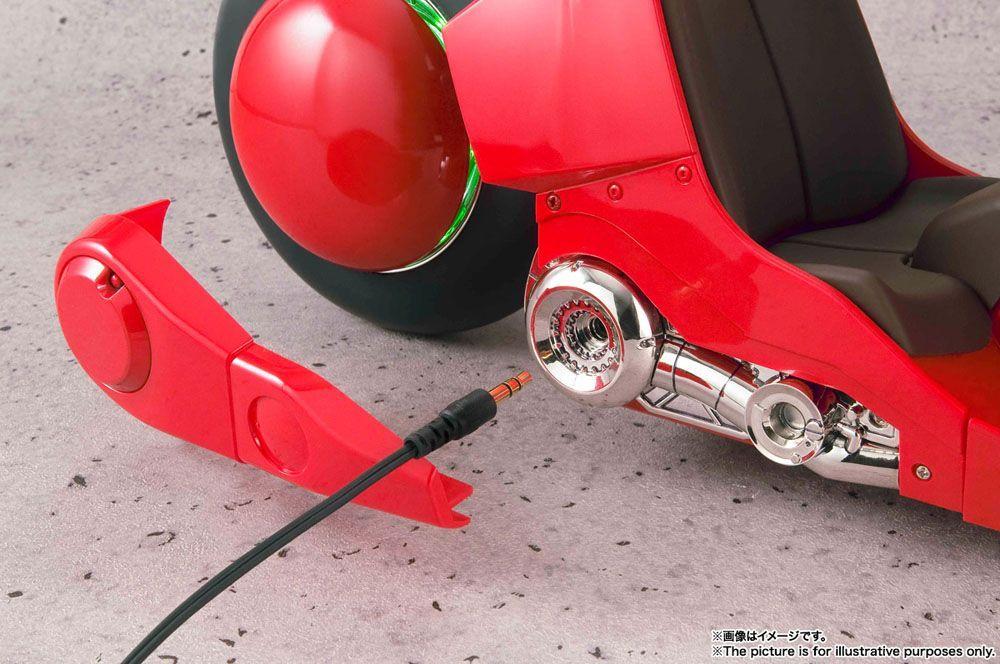 Akira vehicule soul of popinica project bm kaneda s bike revival ver 50 cm moto 14