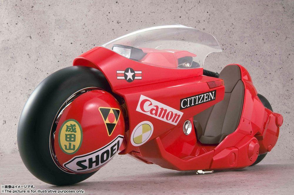 Akira vehicule soul of popinica project bm kaneda s bike revival ver 50 cm moto 2