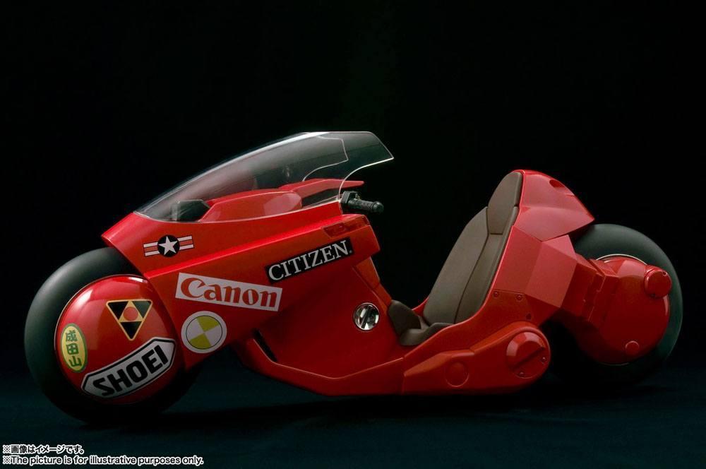 Akira vehicule soul of popinica project bm kaneda s bike revival ver 50 cm moto 3