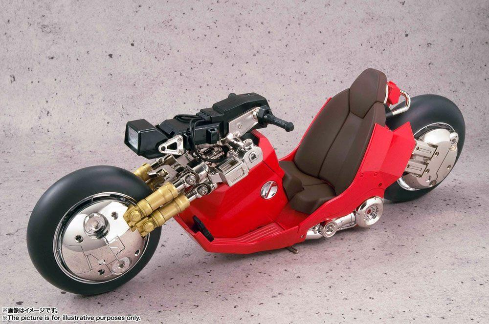 Akira vehicule soul of popinica project bm kaneda s bike revival ver 50 cm moto 4