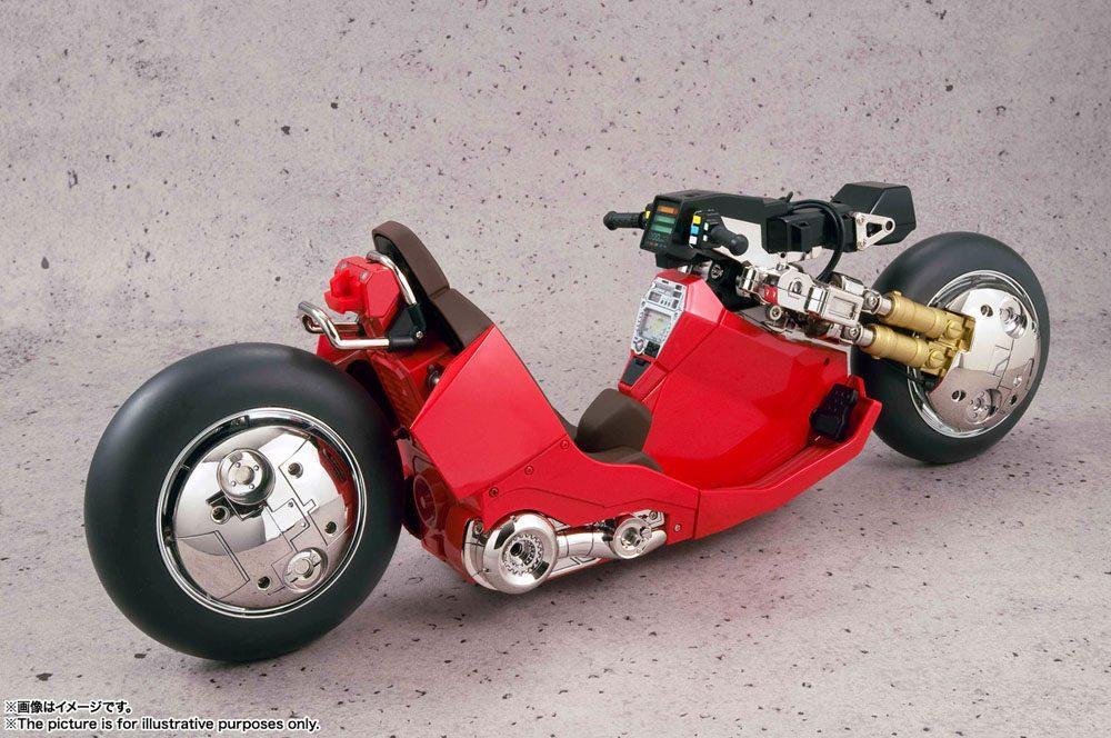 Akira vehicule soul of popinica project bm kaneda s bike revival ver 50 cm moto 5