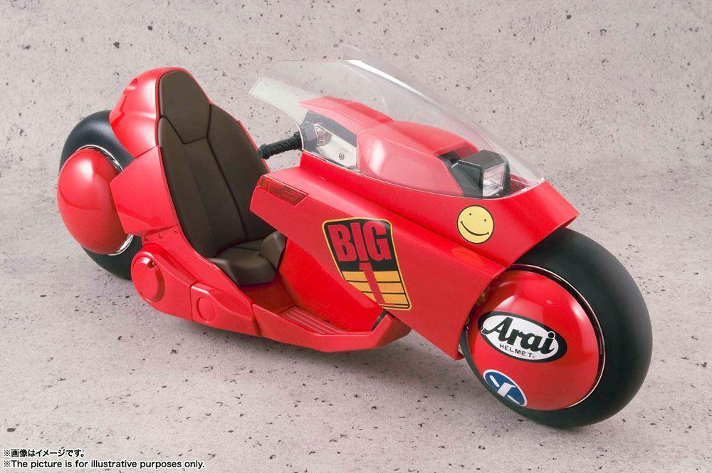Akira vehicule soul of popinica project bm kaneda s bike revival ver 50 cm moto 7