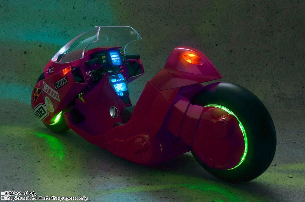 Akira vehicule soul of popinica project bm kaneda s bike revival ver 50 cm moto 9