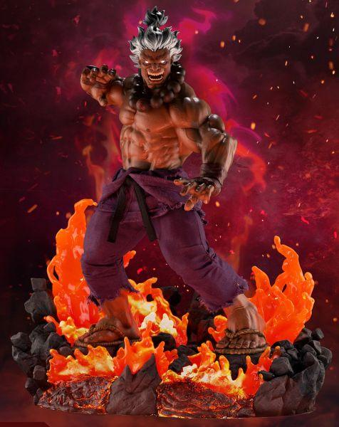 Akuma exclusive 58cm statue street fighter 1