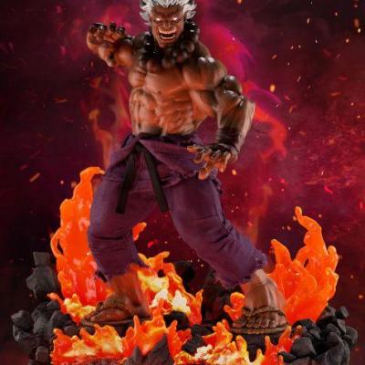 Street Fighter Shin Akuma 1/4 Ultimate Exclusive 58cm