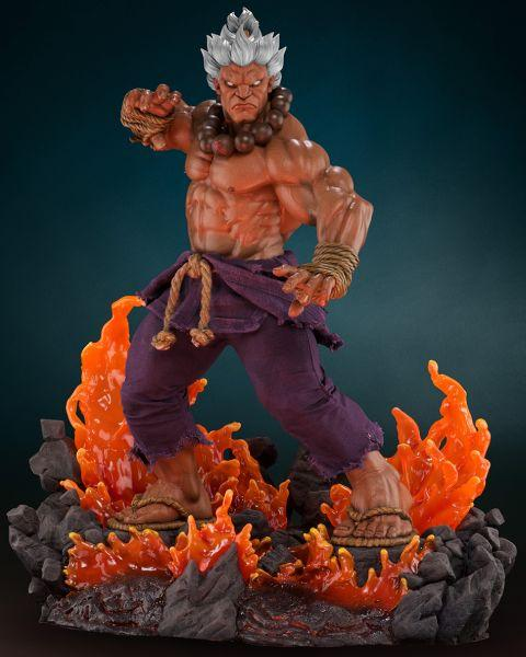 Akuma exclusive 58cm statue street fighter 2