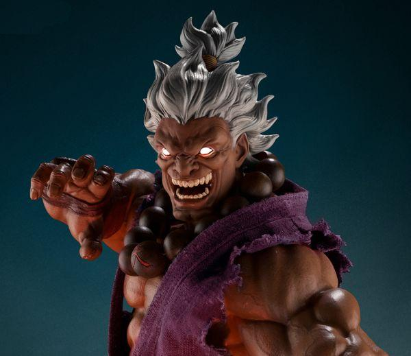 Akuma exclusive 58cm statue street fighter 4