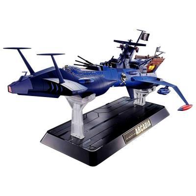 Captain Harlock Albator Soul of Chogokin Arcadia GX-93 43cm