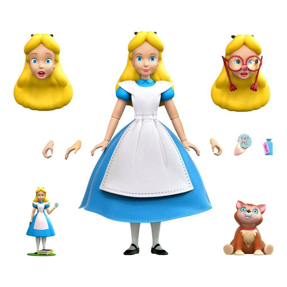 Alice disney figurine super7 suukoo toys jouets 2