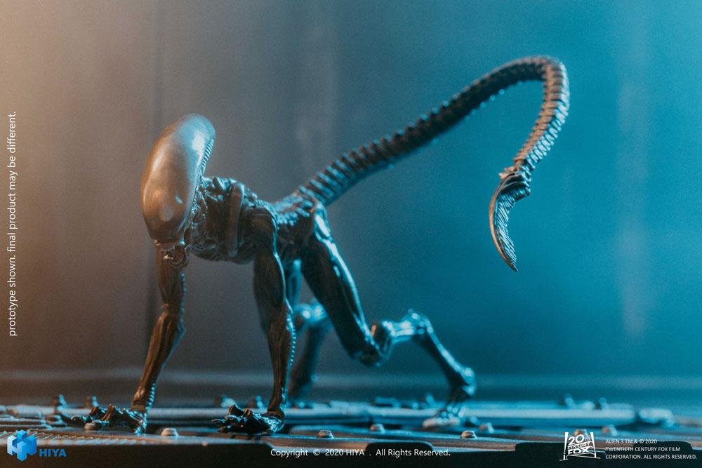 Alien dog hiya suukoo toys figurine jouet 3
