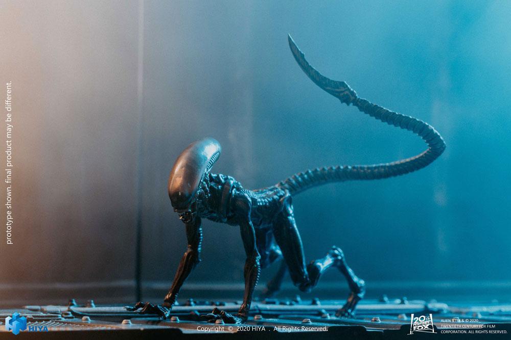 Alien dog hiya suukoo toys figurine jouet 4