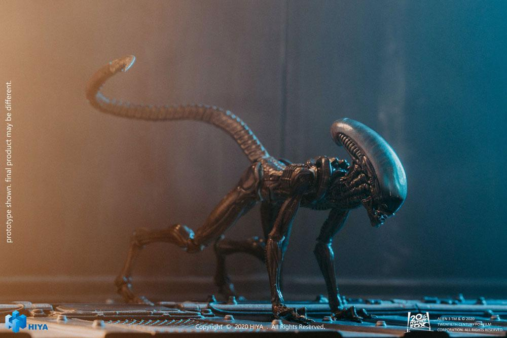 Alien dog hiya suukoo toys figurine jouet 5