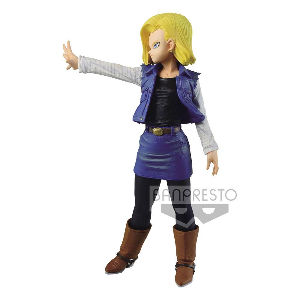 Android 18 dragon ball z 2