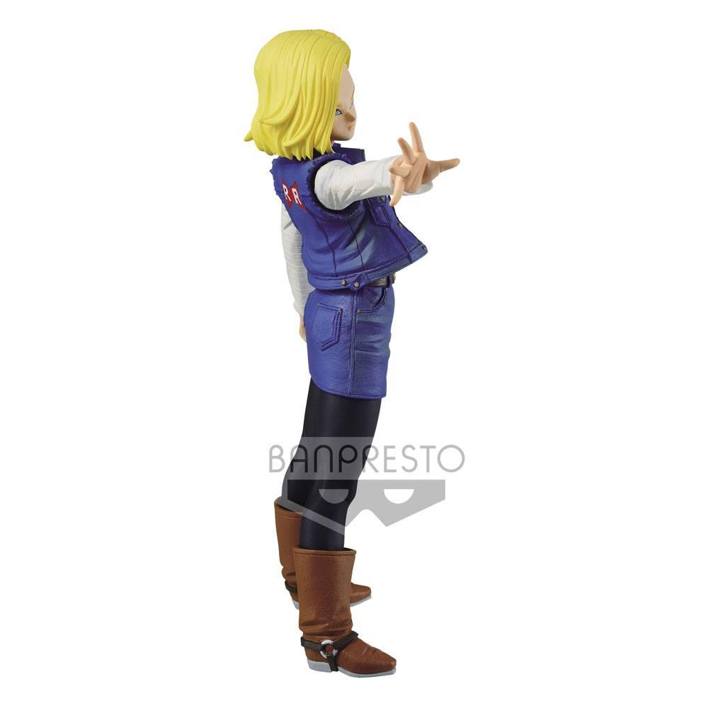 Android 18 dragon ball z 3