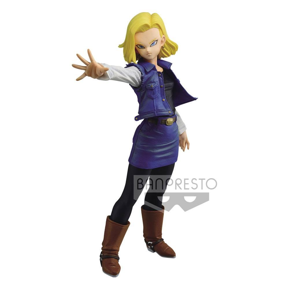 Android 18 dragon ball z 4