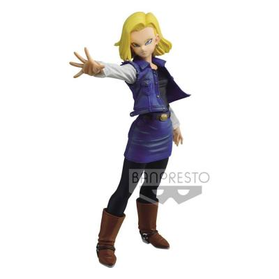 Dragon Ball Z statuette Android 18 Match Makers 18 cm