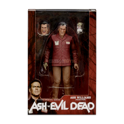 Ash VS Evil Dead Serie 1 Ash Value Stop 18cm Figure Neca