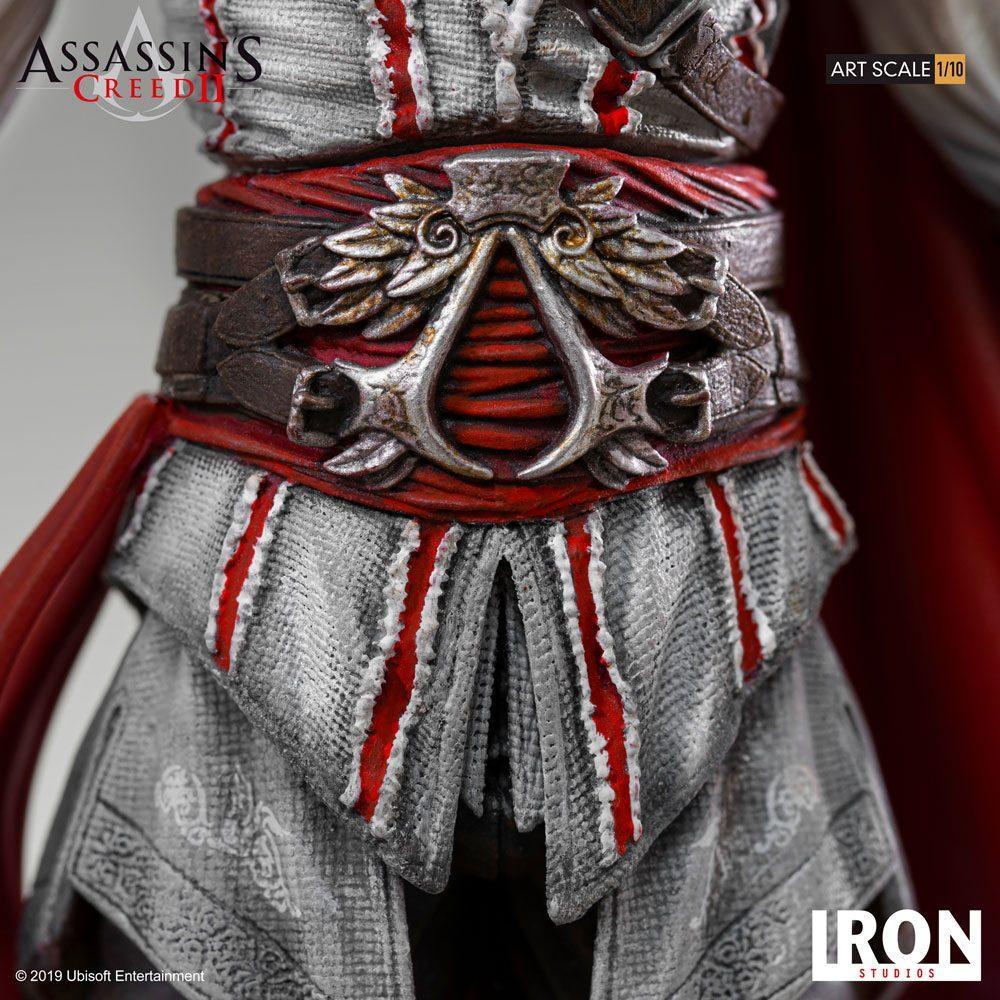 Assassin s creed ii statuette 110 art scale ezio auditore 21 cm 5