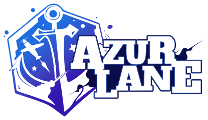 Azur lane english release logo