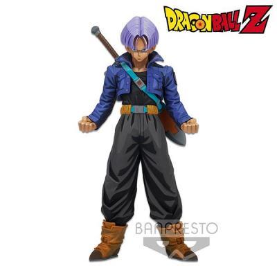 DBZ Master Stars Piece Trunks Manga Dimensions 24cm