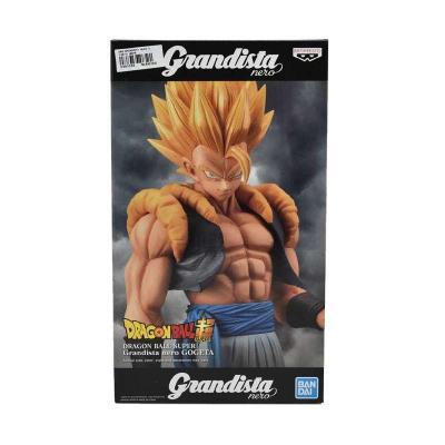 Dragon Ball Super Grandista nero Gogeta 27 cm statuette pvc banpresto