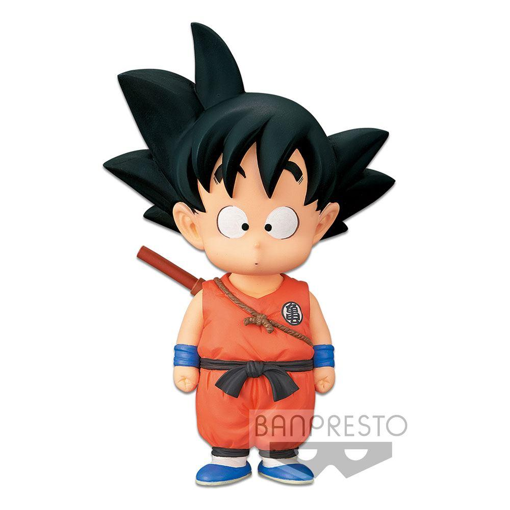 Banpresto statuette goku kid