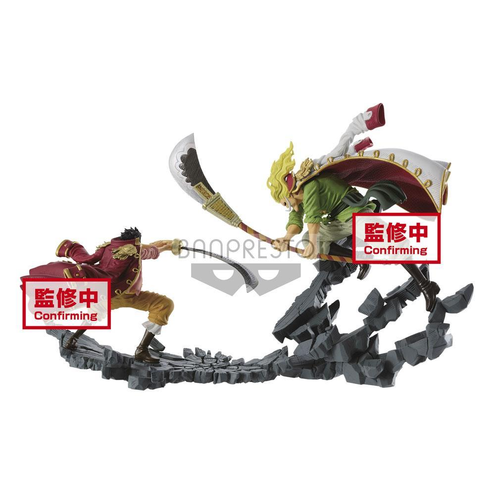 Banpresto statuette one piece 1